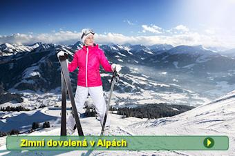 ATIS - Zimní dovolená v Alpách