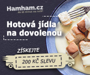 Sleva 200,- Kč na hotová jídla od Hamham.cz